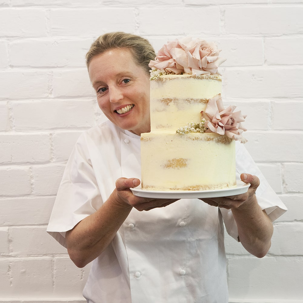 Lucy Jones is an exceptional pastry chef and has worked at No. 1 The Aldwych Hotel, The Savoy and Harrods, Knightsbridge.